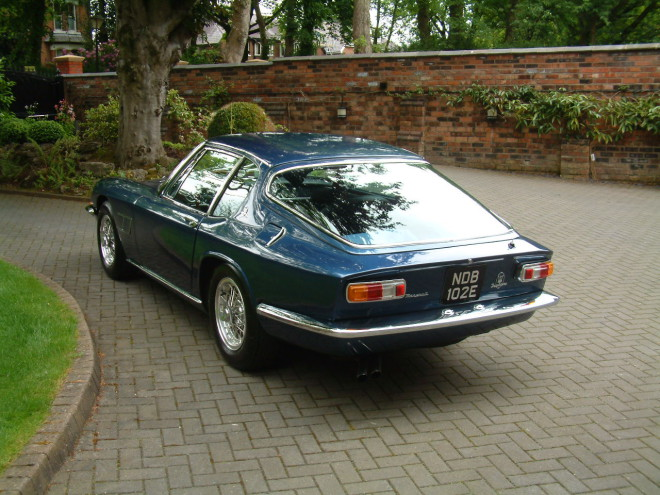 1967 Maserati Mistral 4.0, lease a vintage Maserati, Maserati loans