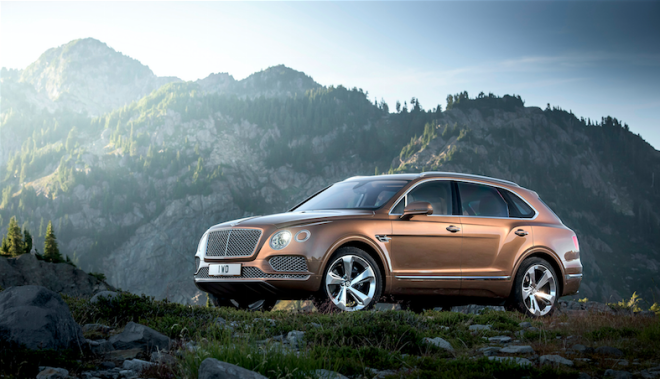 2016 Bentley Bentayga SUV, Bentley Financing, Lease a Bentley