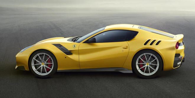 New Model Perspective Ferrari F12tdf 2016 Lease