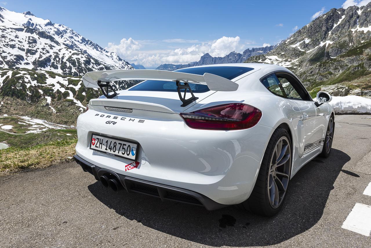 Sub Lease A Car >> New Model Perspective: 2016 Porsche Cayman GT4 | Premier Financial Services