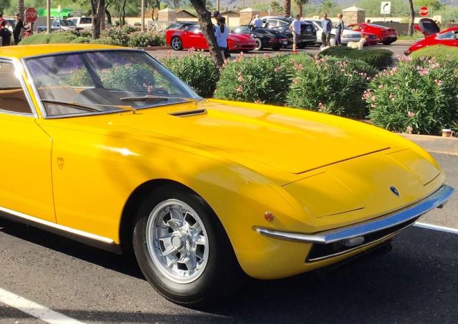 1968 Lamborghini Islero, Lease a classic car, Lamborghini loans