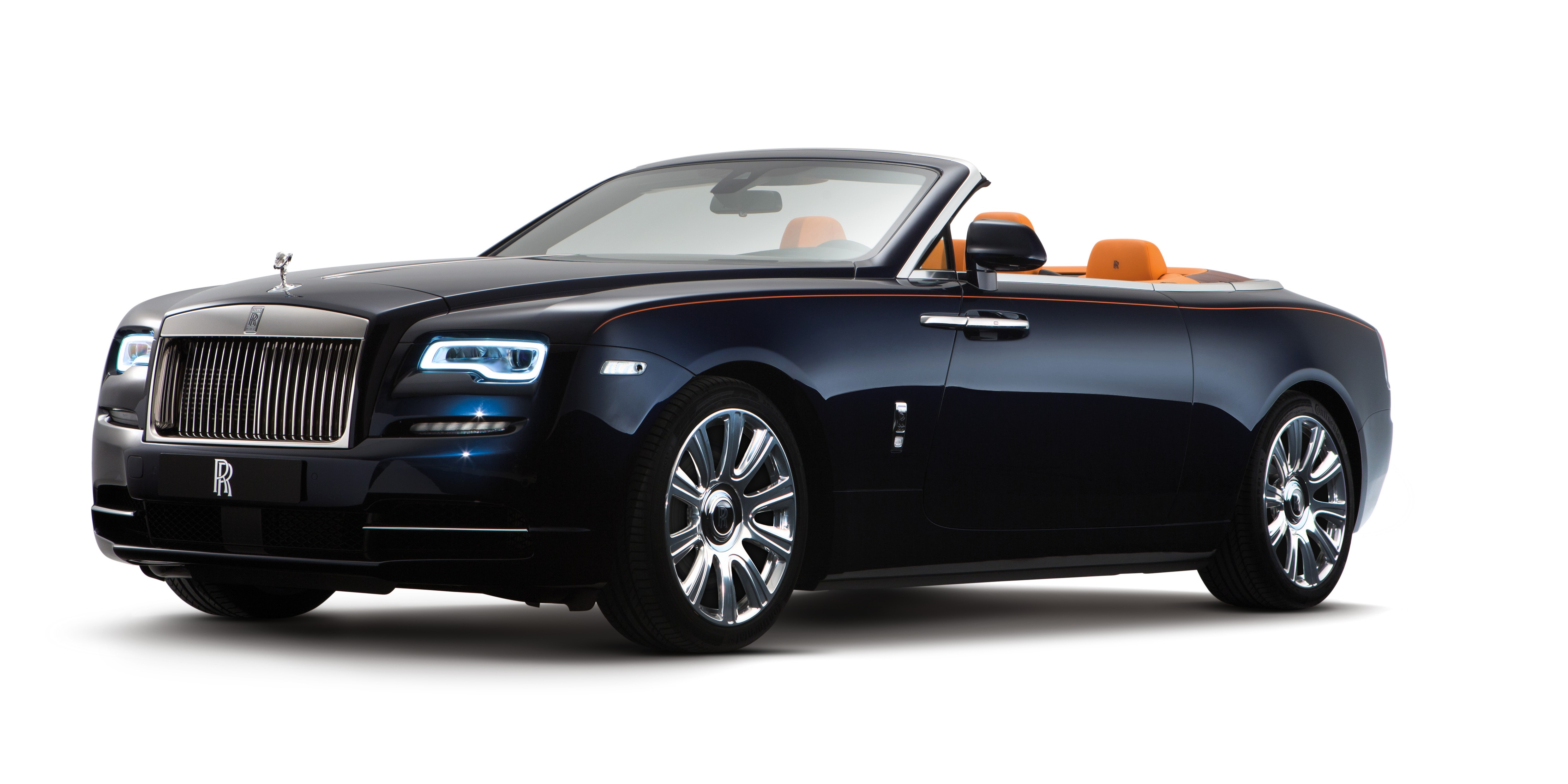 New Model Perspective RollsRoyce Dawn Goes Hunting For Young - Rolls royce financial services