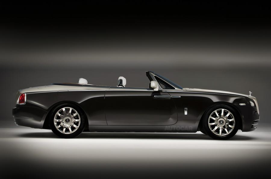 New Model Perspective Rolls Royce Dawn Goes Hunting For