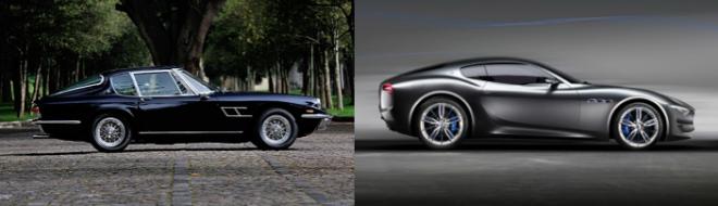Vintage Lease: 1966 Maserati Mistral or Alfieri Concept