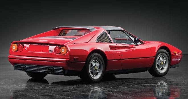 Lease a Ferrari 328