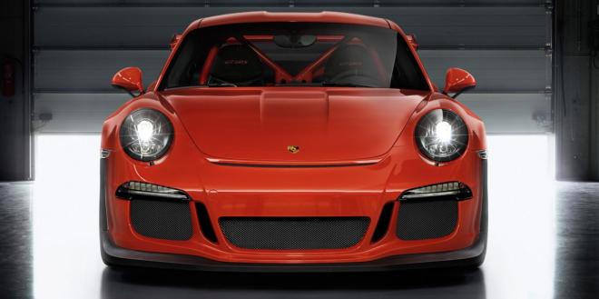 Lease a Porsche 911 GT3
