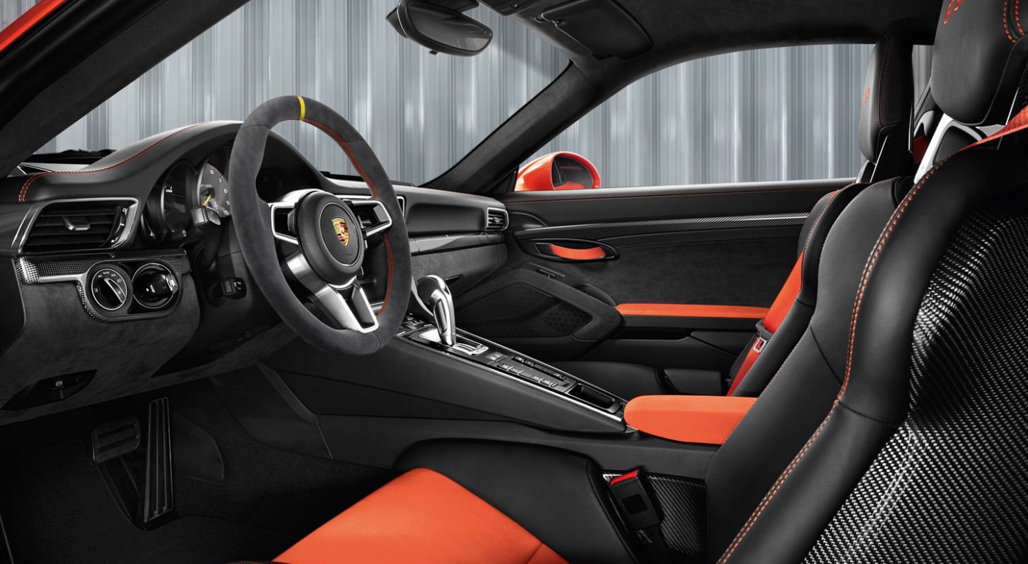 "New Model Perspective: Porsche GT3 RS ""Goes to 11 ..."