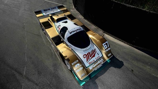 1989 Porsche 962 Race Car