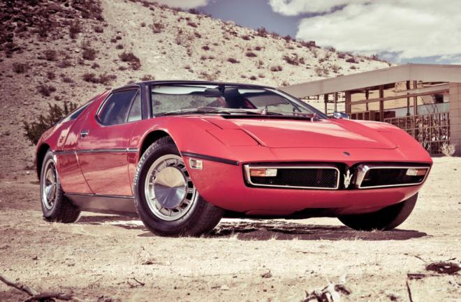 Maserati Financing