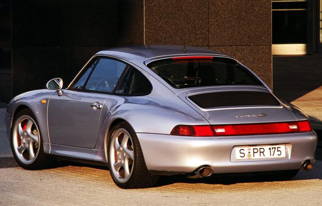 Porsche Carrera S Loan