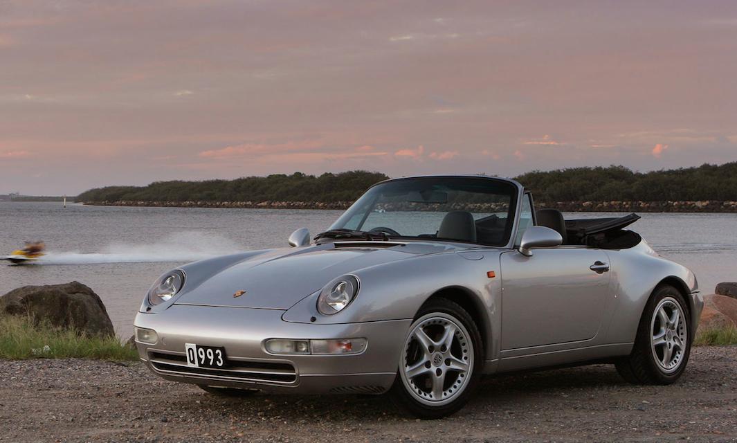 The Last Air Cooled Eleven Porsche 993 Premier Financial Services