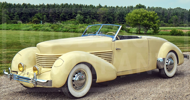 1936 Cord 810 Lease