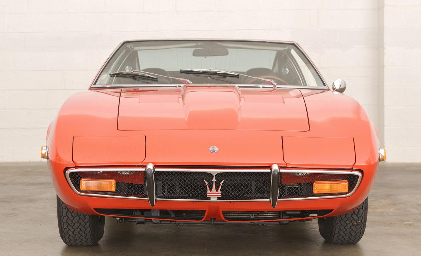 Maserati Ghibli Lease >> Vintage Corner: Maserati Ghibli | Premier Financial Services