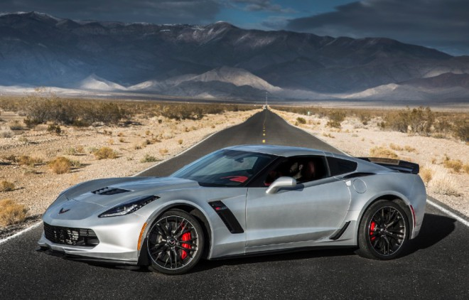 Lease a 2017 Corvette Z06 Stingray
