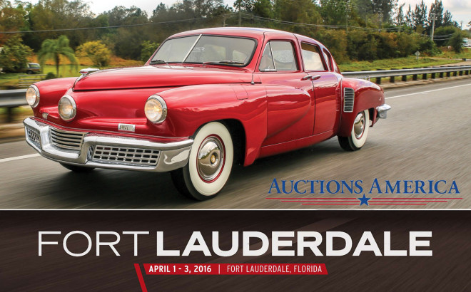 Lease a car from Auctions America Fort Lauderdale