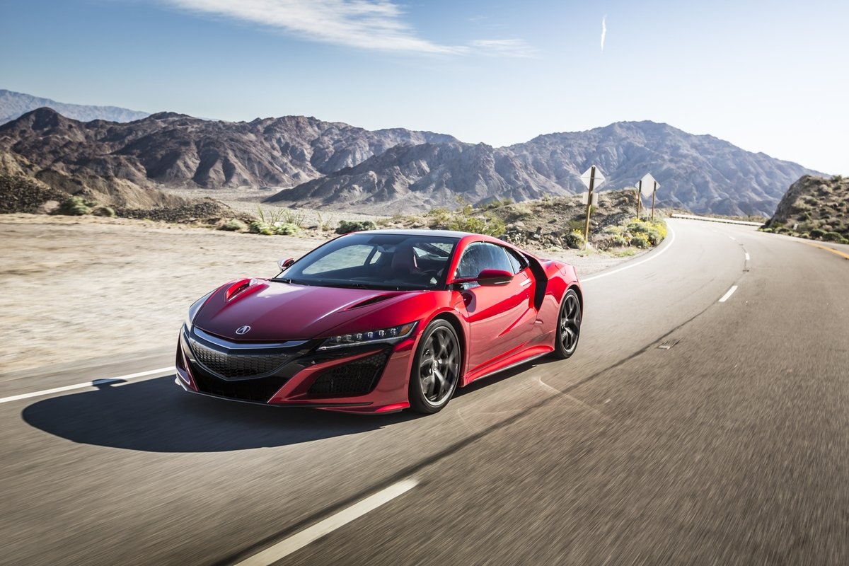 New Model Perspective: 2017 Acura NSX | Premier Financial ...