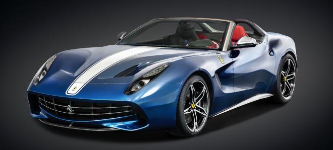 Ferrari F60 Leasing