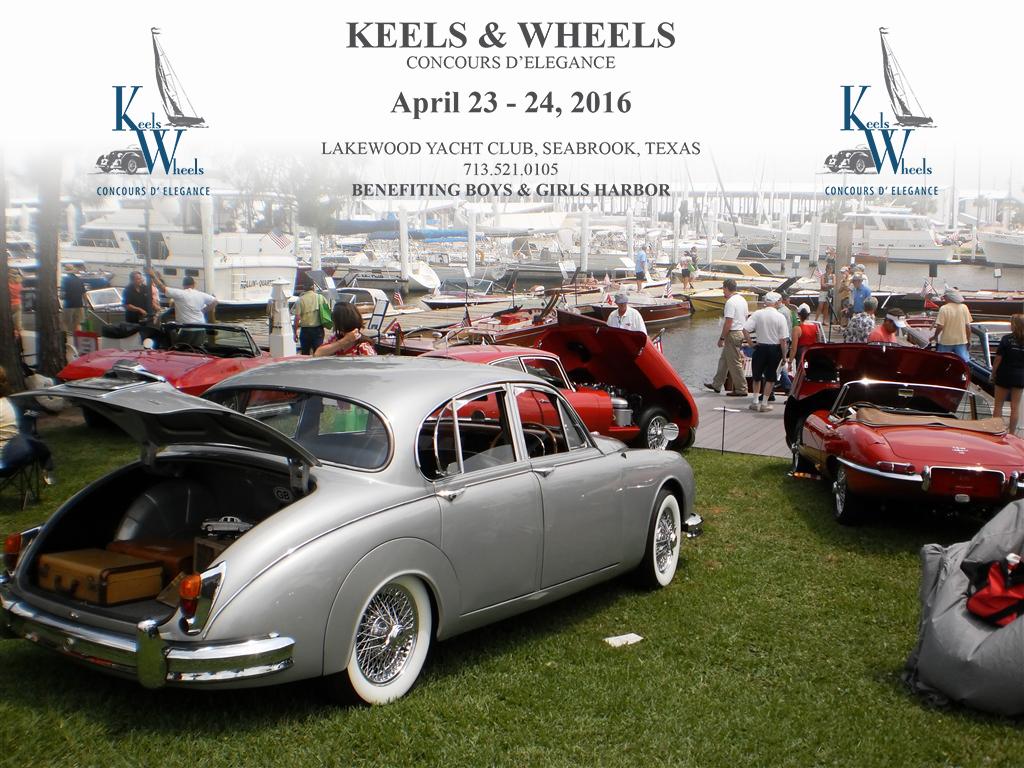 2016 Keels & Wheels Concours d'Elegance   Premier Financial Services