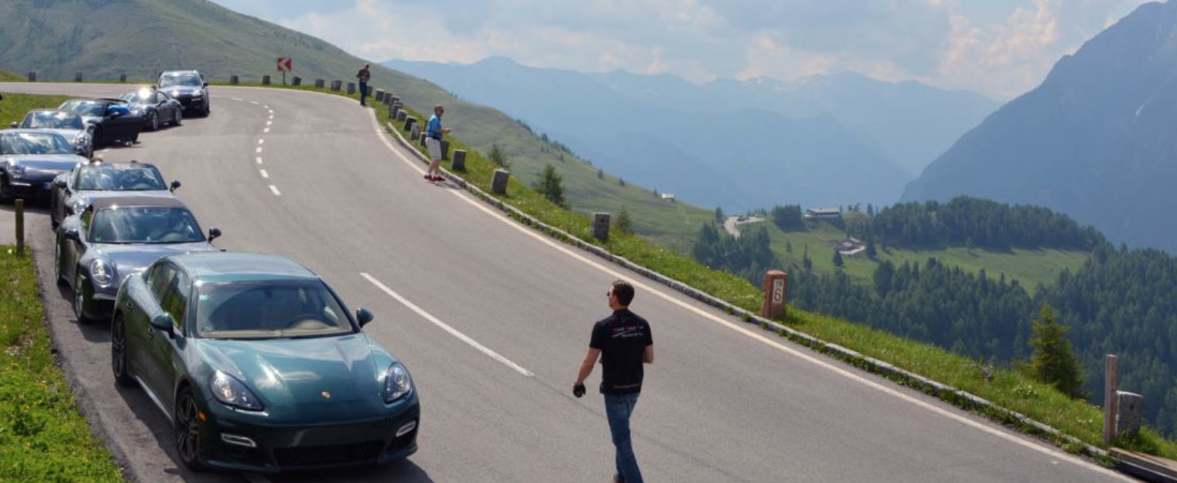 See The World In A Porsche Driving Tour Premier