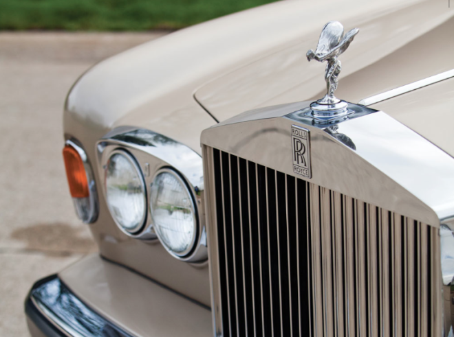 Lease a Rolls-Royce with the Spirit of Ecstasy