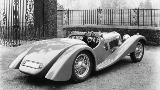 1933 Squire sports car financing