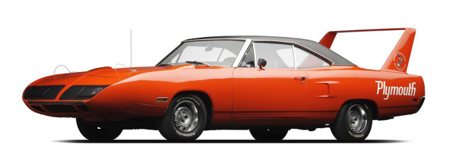 Lease a 1970 Plymouth Road Runner Superbird