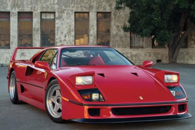 Model Masterpiece Ferrari F40