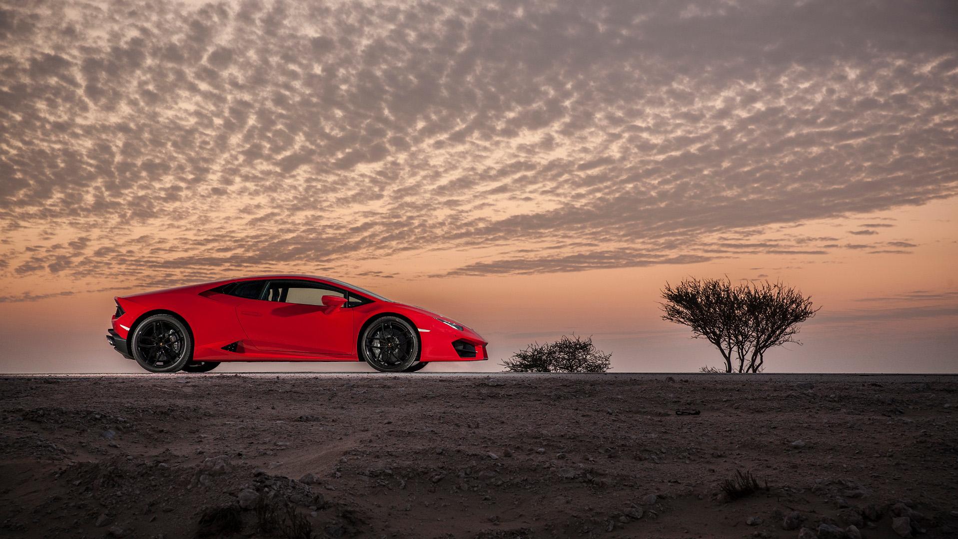 New Model Perspective Lamborghini Huracán Lp 580 2