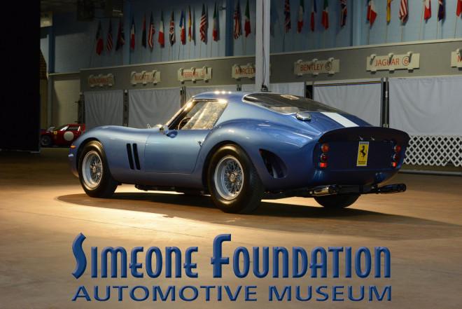 Lease a Ferrari 250 GTO
