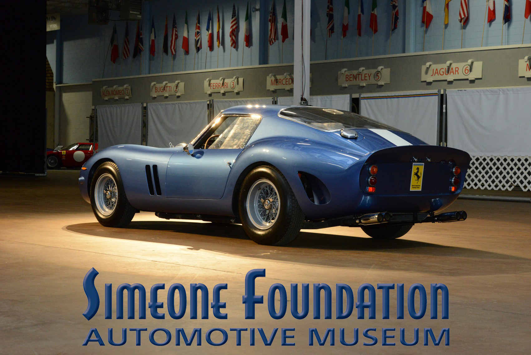 Early Lease Termination >> Day at the Museum: Simeone Automotive Museum   Premier