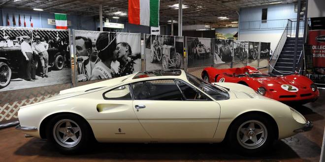 Simeone Automotive Museum's Best of Italy exhibit