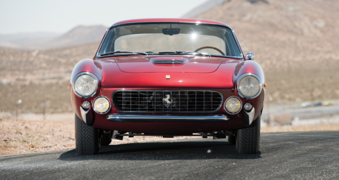Red Ferrari 250 GT/L financing