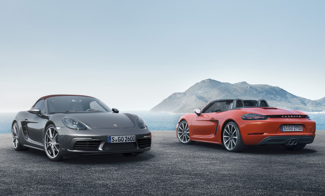 Lease the new Porsche 718 with Premier