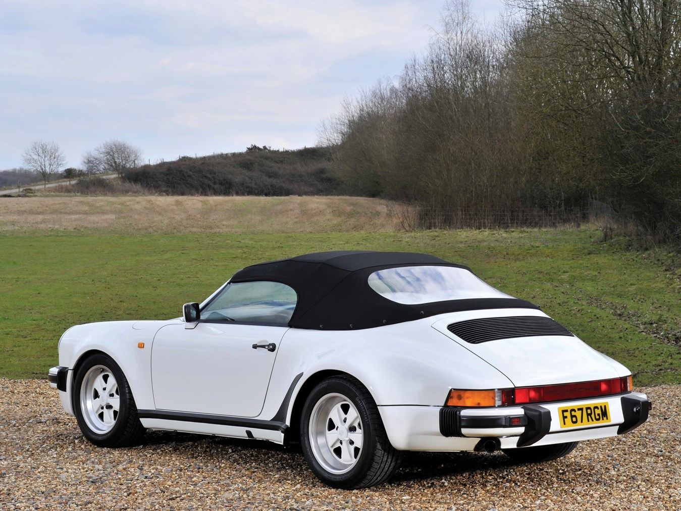 Model Masterpiece 1989 Porsche 911 Speedster Premier