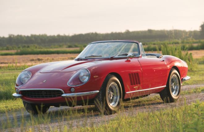 Lease a Ferrari California Spider with Premier.