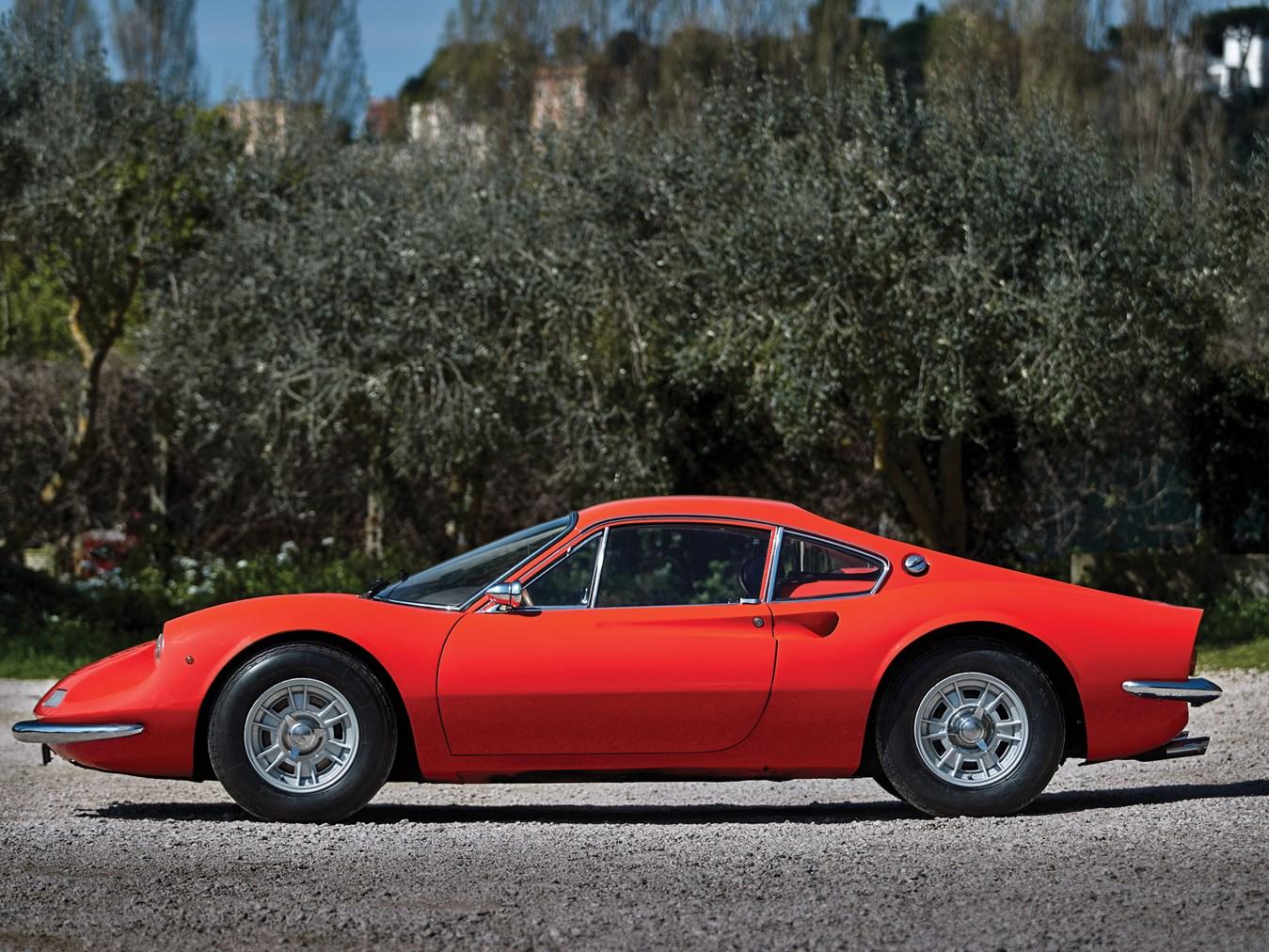 Vintage Corner 1968 1974 Ferrari Dino Premier