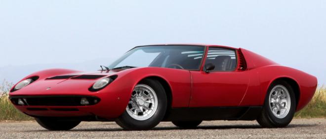 Nice 1968 Lamborghini Miura P400
