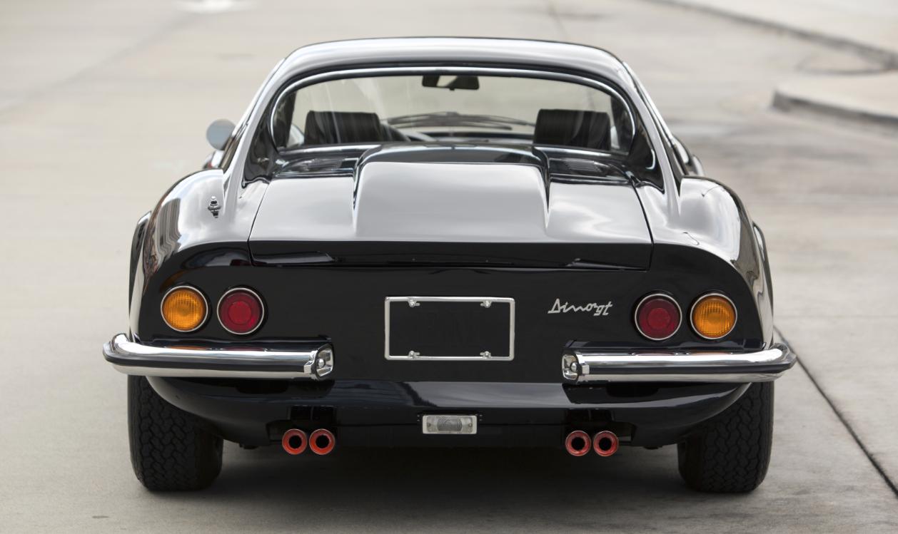 Vintage Corner 1968 1974 Ferrari Dino Premier Financial