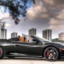 Lease a Ferrari F430