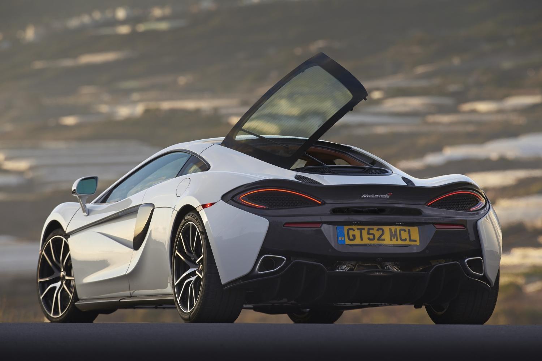 New Model Perspective: McLaren 570GT