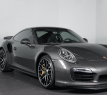 Lease a silver Porsche 911 Turbo