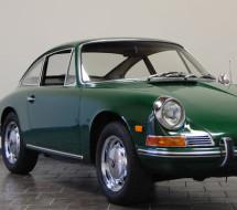 Lease a green Porsche 912