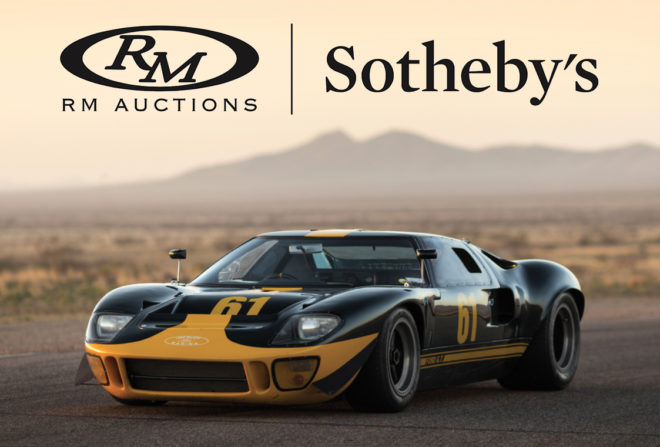 Lease a black Ford GT40