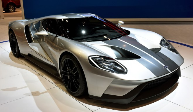 Silver 2017 Ford GT financing