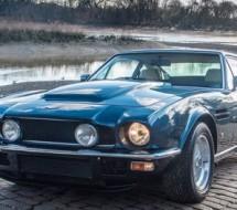 Lease a classic Aston Martin V8