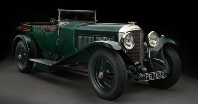 Lease a 1930 Bentley Speed Six