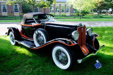 2016 Lake Bluff Concours D'elegance