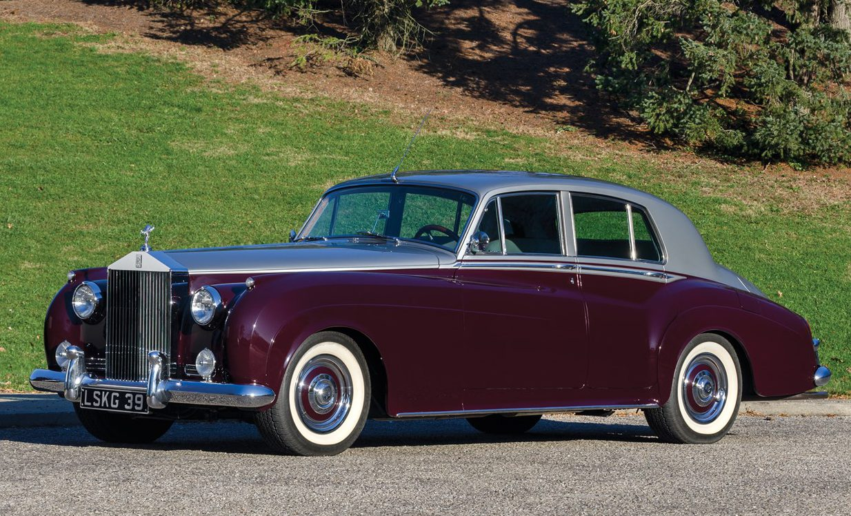 Model Masterpiece Rolls Royce Silver Cloud Premier