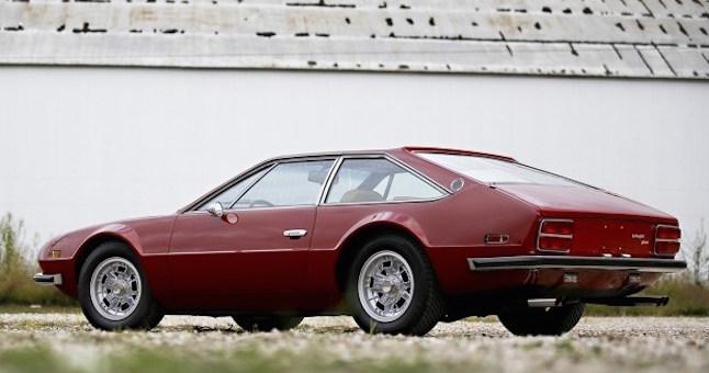 Finance a vintage Lamborghini