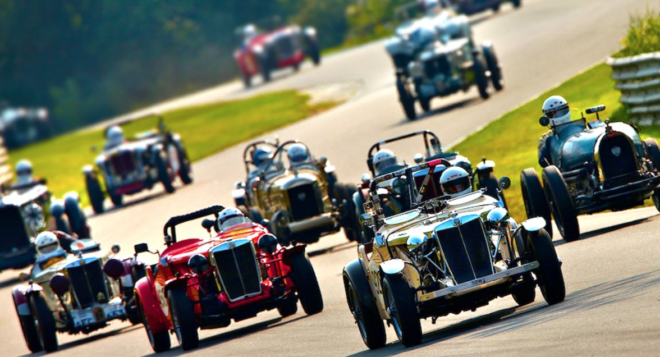 Lease a classic open-wheeled racer for Lime Rock